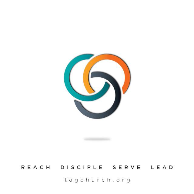Reach, Disciple, Serve, Lead Social Medi