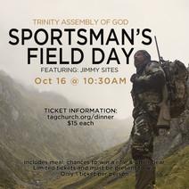 Sportsman Field Day
