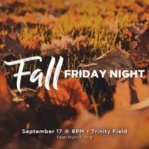 Fall Friday Night