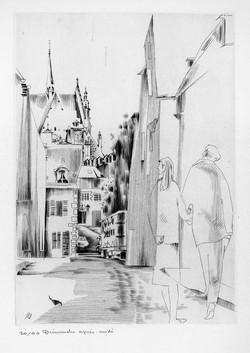 Blanchet - Rue de la Poterne