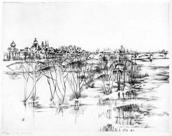 Blanchet - La Loire d'Avril