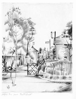 Blanchet - Rue Bellebat
