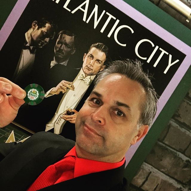 Magician Joe Holiday A Shore Bet! #Atlan