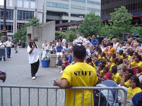 Boys and Girls Club of Cincinnati