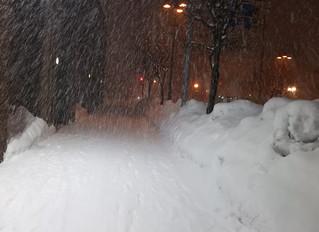 H田冬の北海道旅行記1