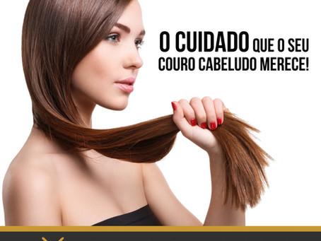 Você sabia da existência de shampoos específicos para couro cabeludo?