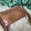 Thumbnail: Cowhide Crossbody Purse Handbag Wallet Clutch Brown White  Cow Leather