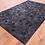 Thumbnail: Cowhide Patchwork Rugs Area Rug Runner Cow Hide Skin Black Geometric