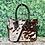 Thumbnail: Cowhide Purse Handbag Tote Shoulder Laptop Bag Medium