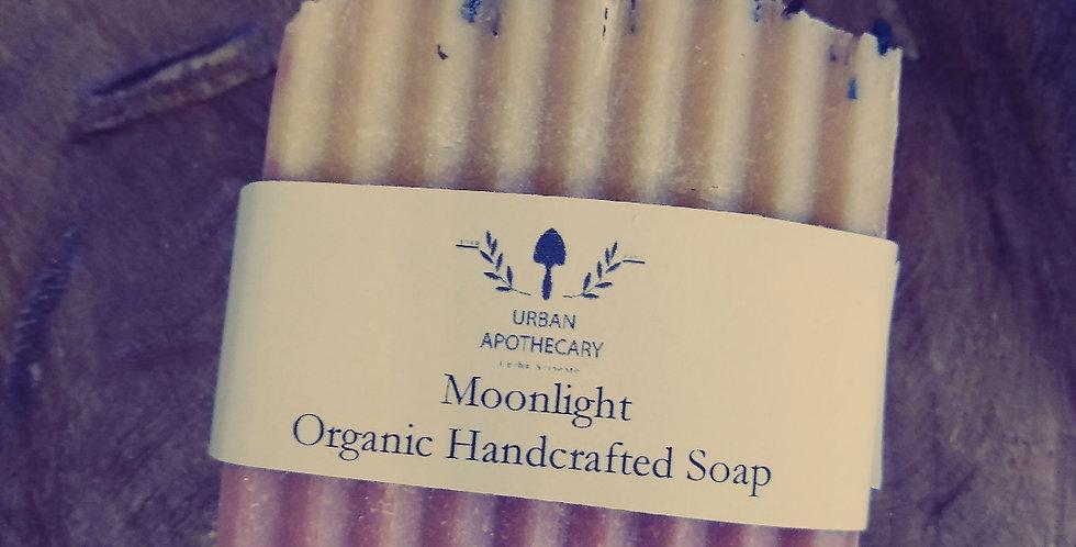 Organic Handmade Moonlight Soap