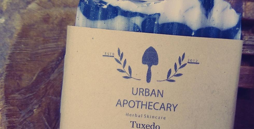 Organic Handcrafted Tuxedo Soap