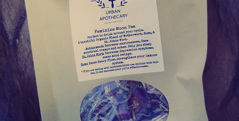 Feminine Moon Tea