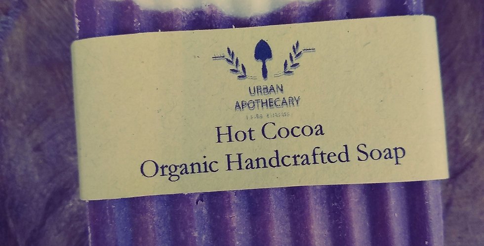 Organic Handcrafted Hot Cocoa Soap
