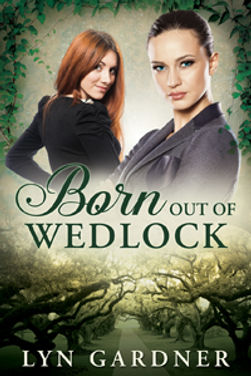 Born Out of Wedlock by Lyn Gardner Cover