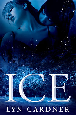 Ice by Lyn Gardner Cover