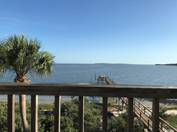 Our view from the condo.