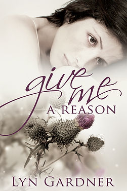 Give Me A Reason by Lyn Gardner Cover