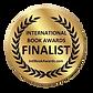 International Book Award 2017 Finalist