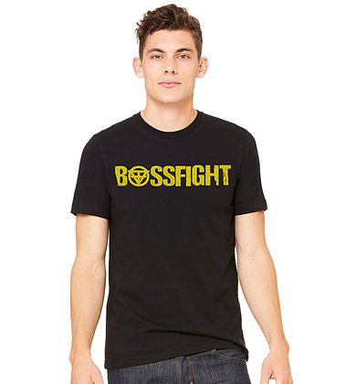 "Bossfight ""Basic"" Logo Tee"