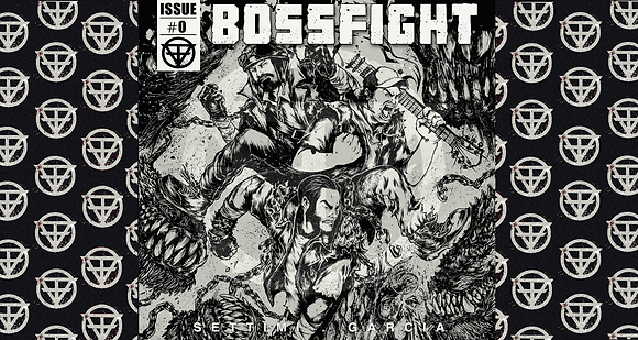 Bossfight [PROLOGUE] #0 Comic Book