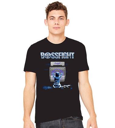 "Bossfight ""Amped"" Logo Tee"