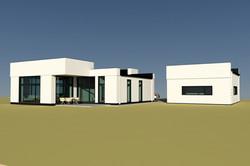 Modernus namas Panevėžyje