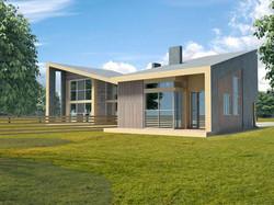 Modernūs sublokuoti namai
