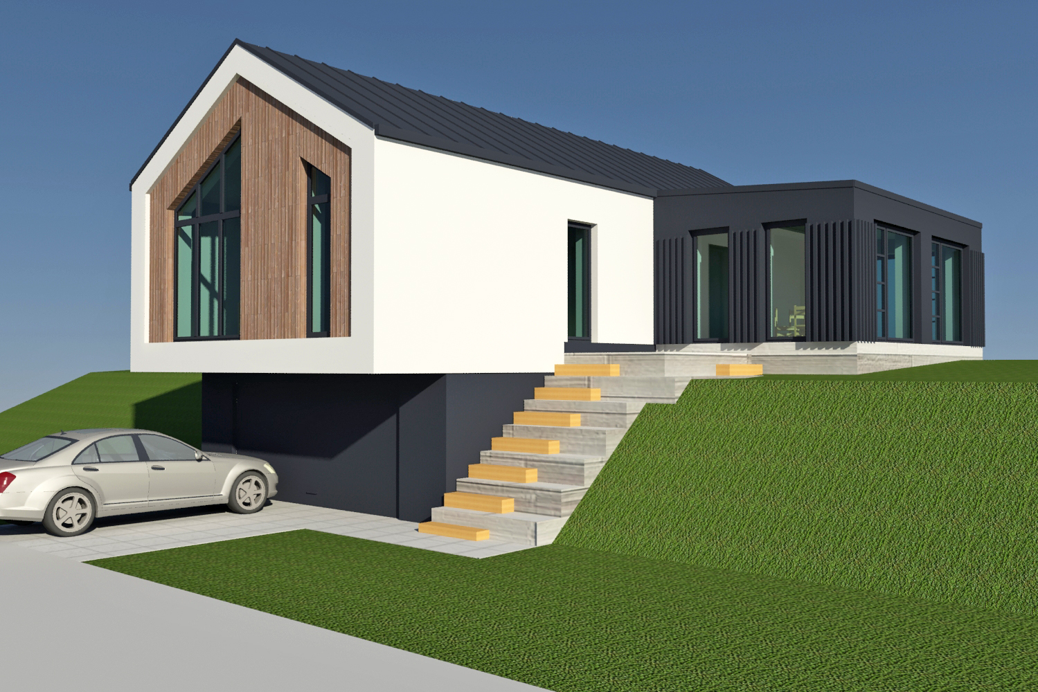Šlaito namas Balsiuose