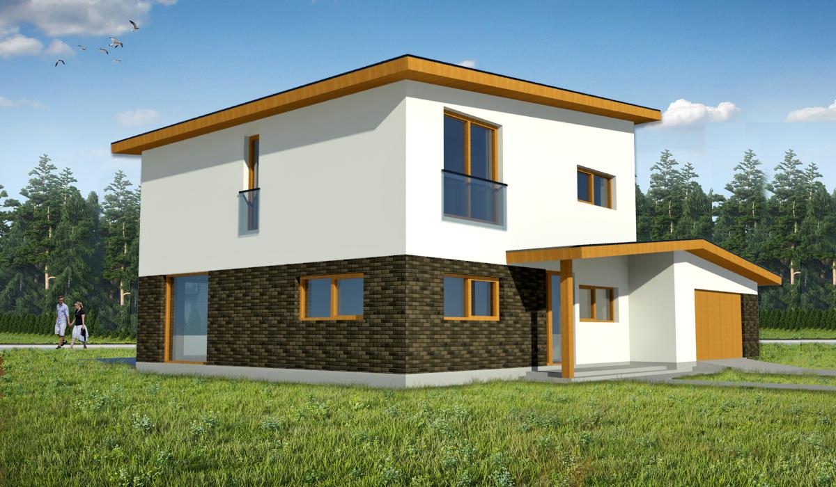 Ekonomiškas namas