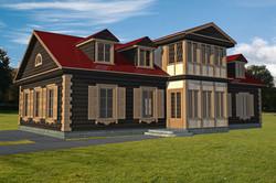 Žemaitės namas