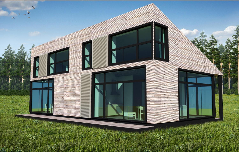 Namas Vilniaus r.