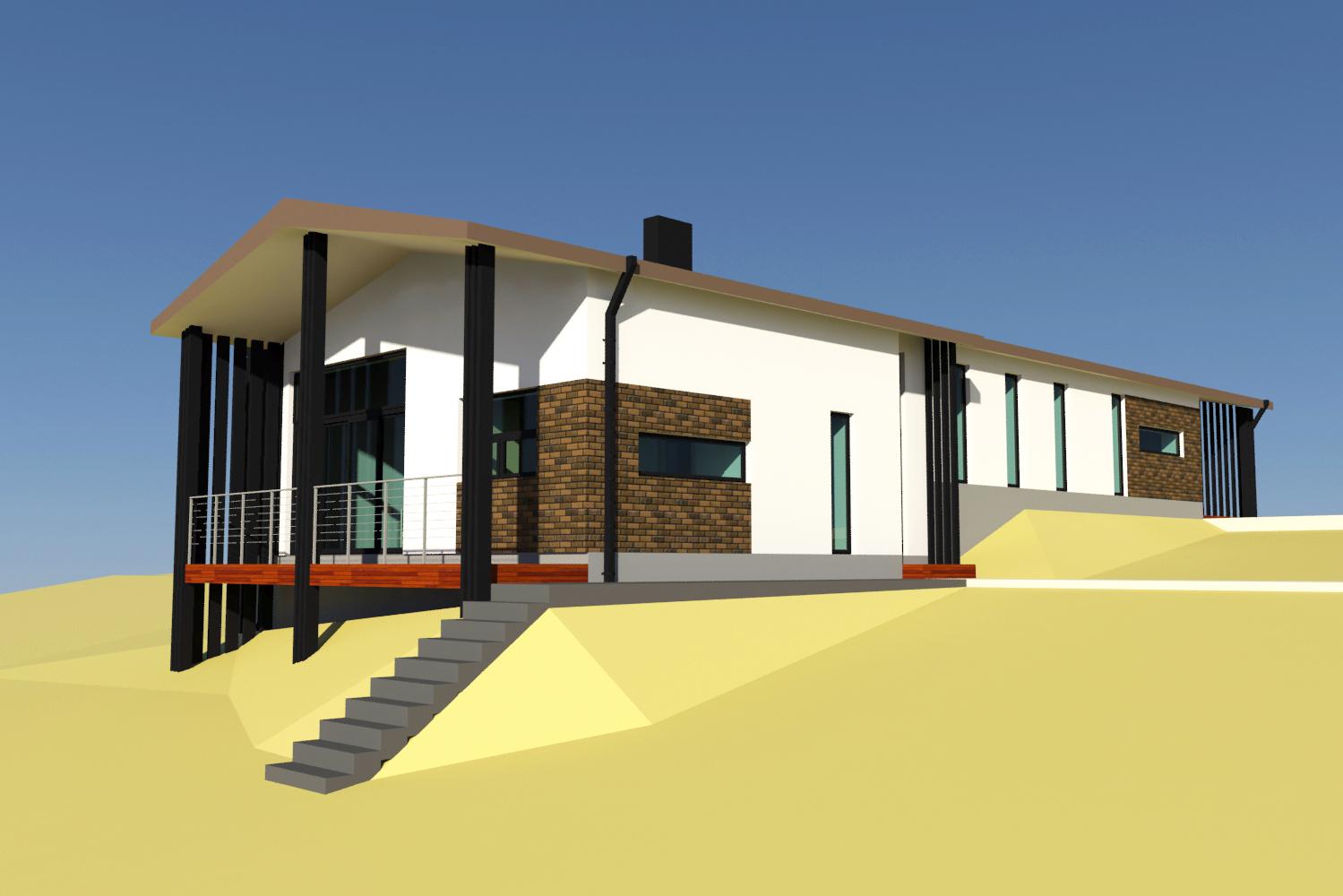 Namas prie Žaliūjų Ežerų
