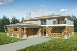 Klasikinis namas