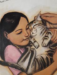 joy Harjo Cat