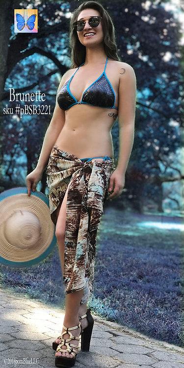 Brunette Bikini