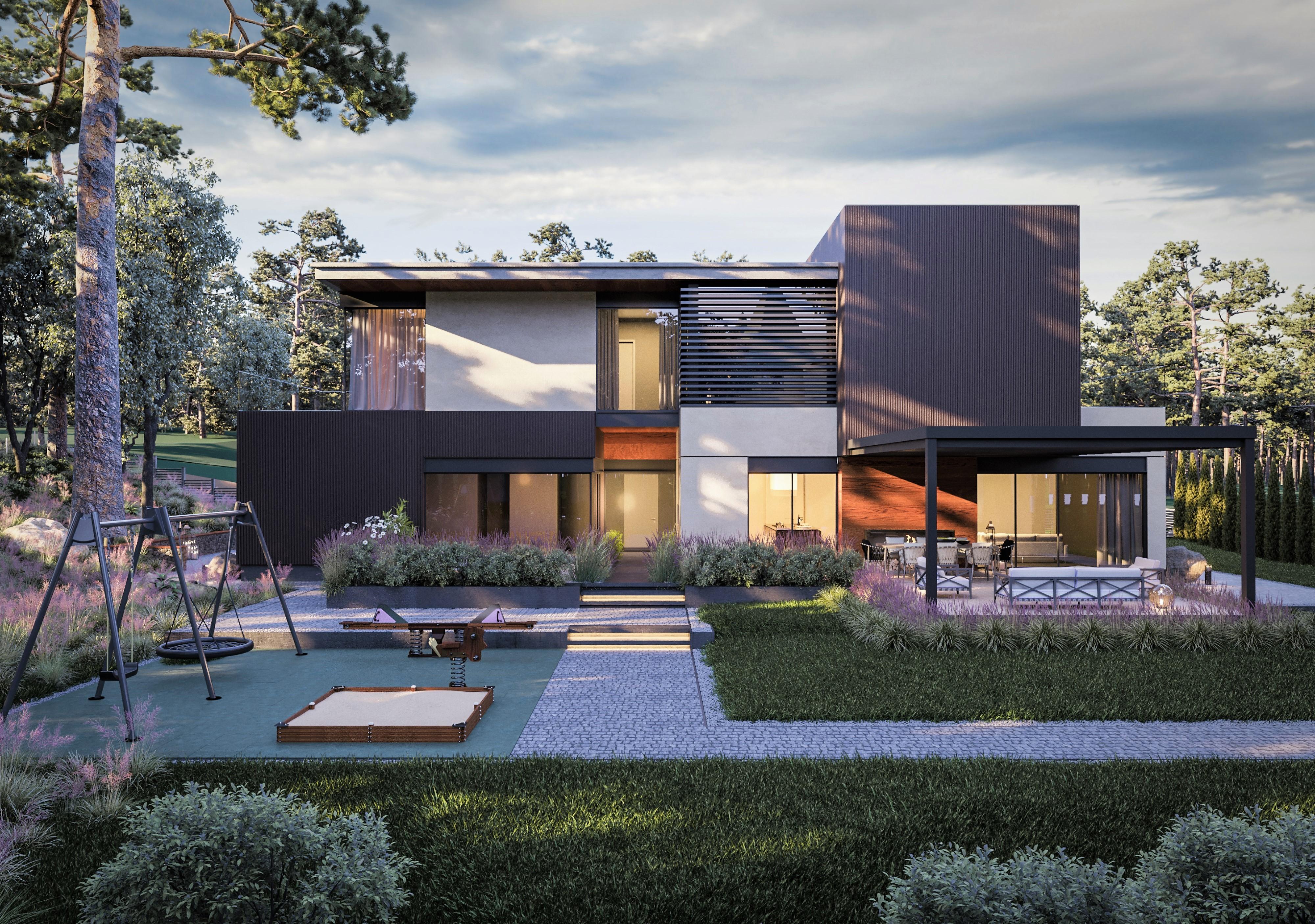 PRIVATE HOUSE, JURMALA