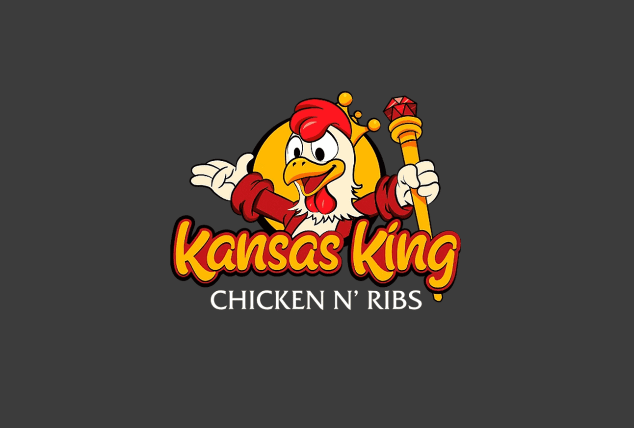Kansas King Logo Banner