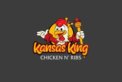 Kansas King Logo Banner