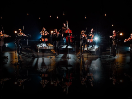 """collectif9's new film-concert """"The Night of the Flying Horses"""" premiering in the US on July 8!"""