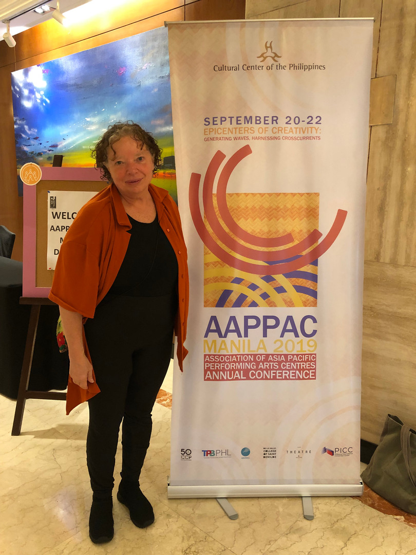 Barbara at AAPPAC