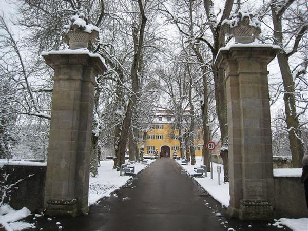 Château Grafeneck en Allemagne