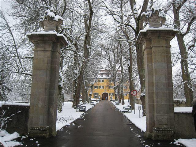 Castle Grafeneck in Germany