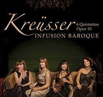 Kreüsser reviewed by Fanfare Magazine