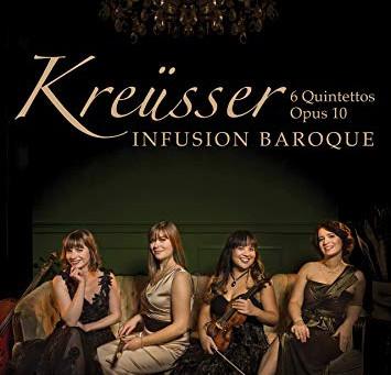 Kreüsser reviewed by Fanfare Magazine