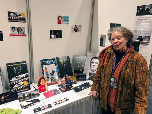 Barbara at Rideau 2020