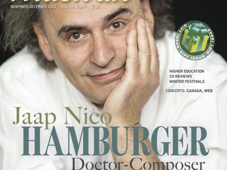 Jaap Nico Hamburger: Doctor-Composer