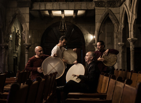 The Tambuco Percussion Quartet with the LA Philharmonic and Gustavo Dudamel