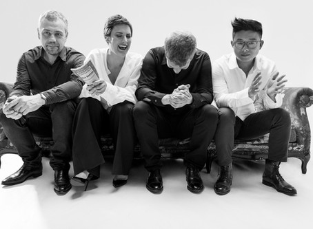 The Diotima Quartet is on tour in North America