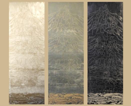 Triptychon by Jochen Meyder