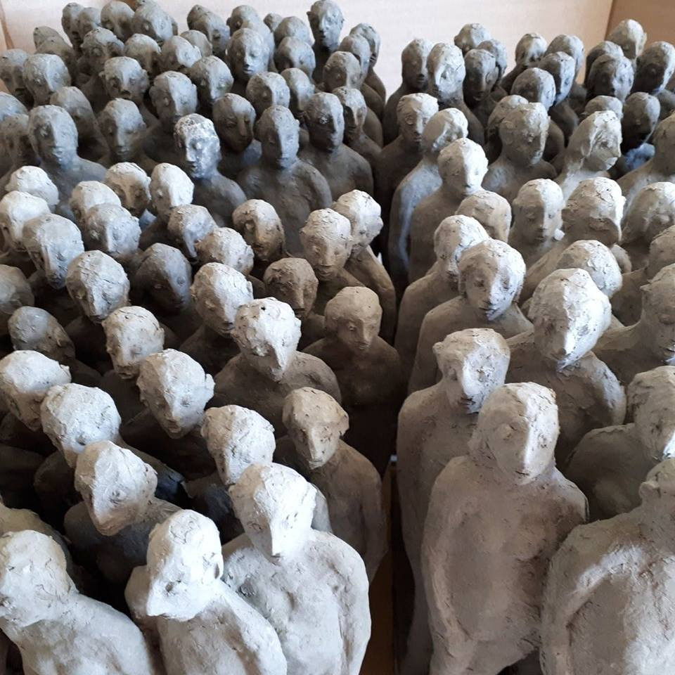 Sculptures by Jochen Meyder